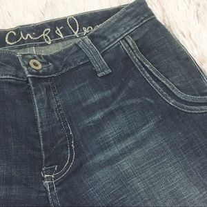 Chip & Pepper Jeans - Chip & Pepper  A Lister Low Rise Flare Jeans 27